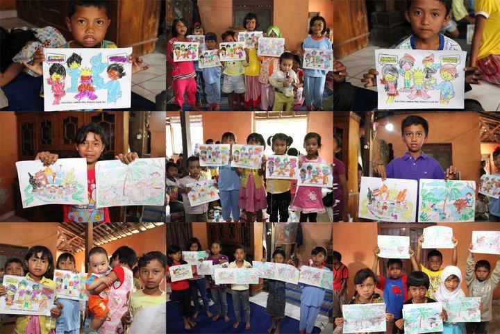 PPSTK 28 Nopember 2010: Melayani Masyarakat di Radius 4.5 km dari Gunung Merapi