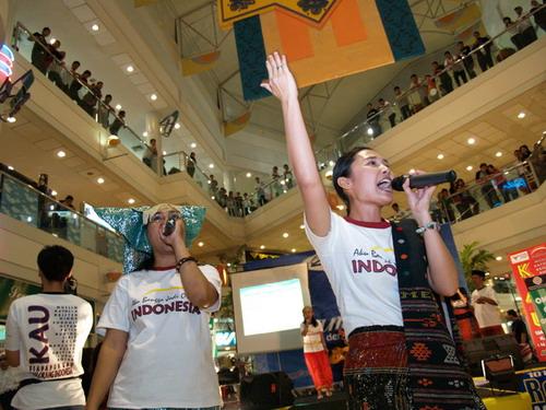 Pesta Rakyat Goes To Ciputra Mall Semarang