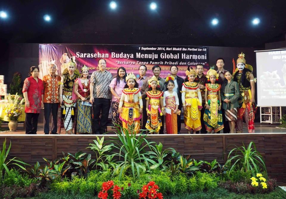 Sarasehan Budaya Menuju Global Harmony