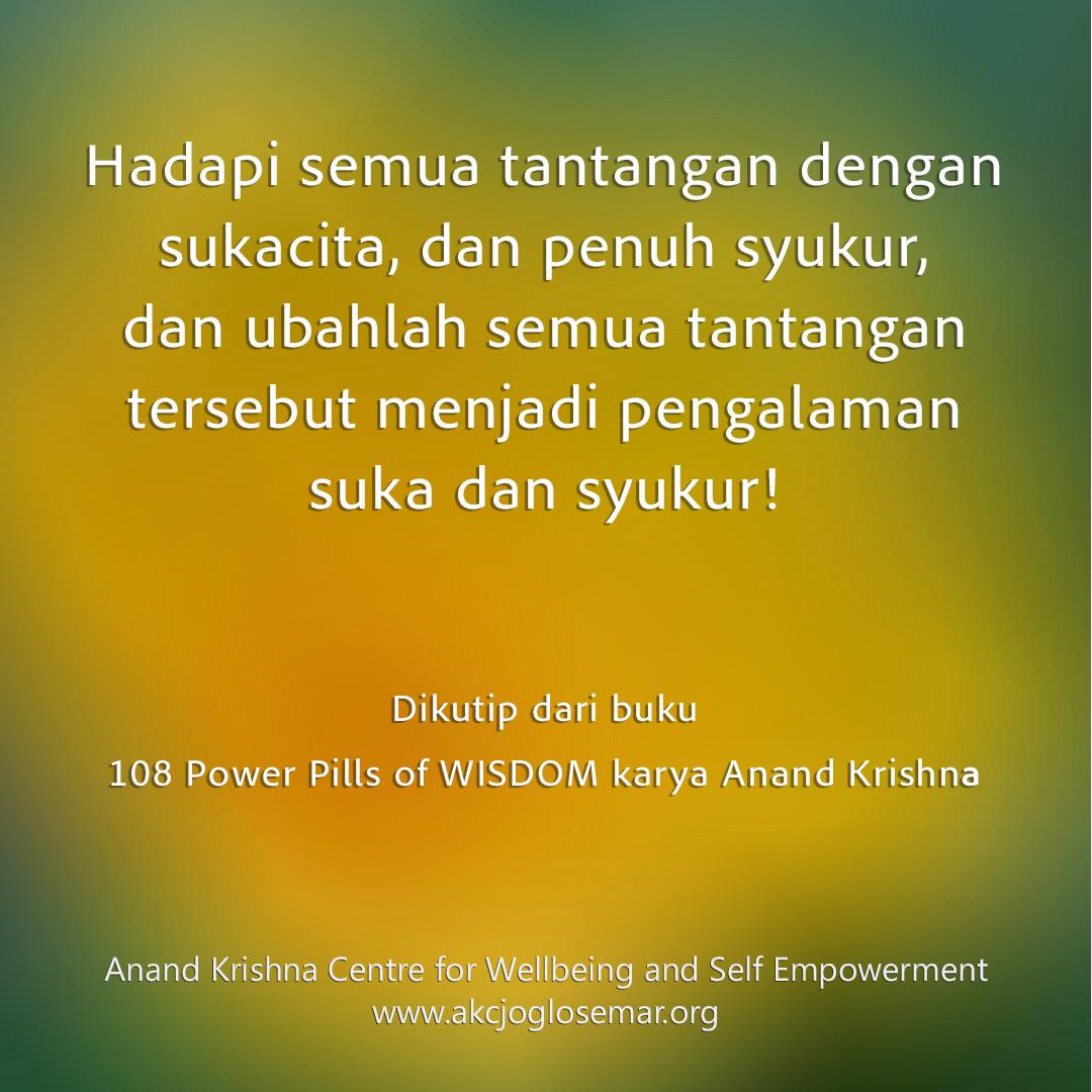 Kutipan Meditasi & Pemberdayaan Diri