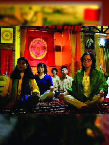 Kelas Meditasi Ananda's Neo Self Empowerment
