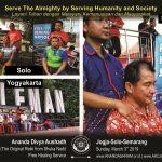 Free Healing Anand Krishna Centre Jogja-Solo-Semarang